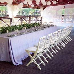 Аренда свадебной мебели