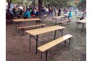 Аренда столов и лавок