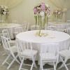 Стул складной свадебный