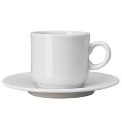 Чашка чайная с блюдцем