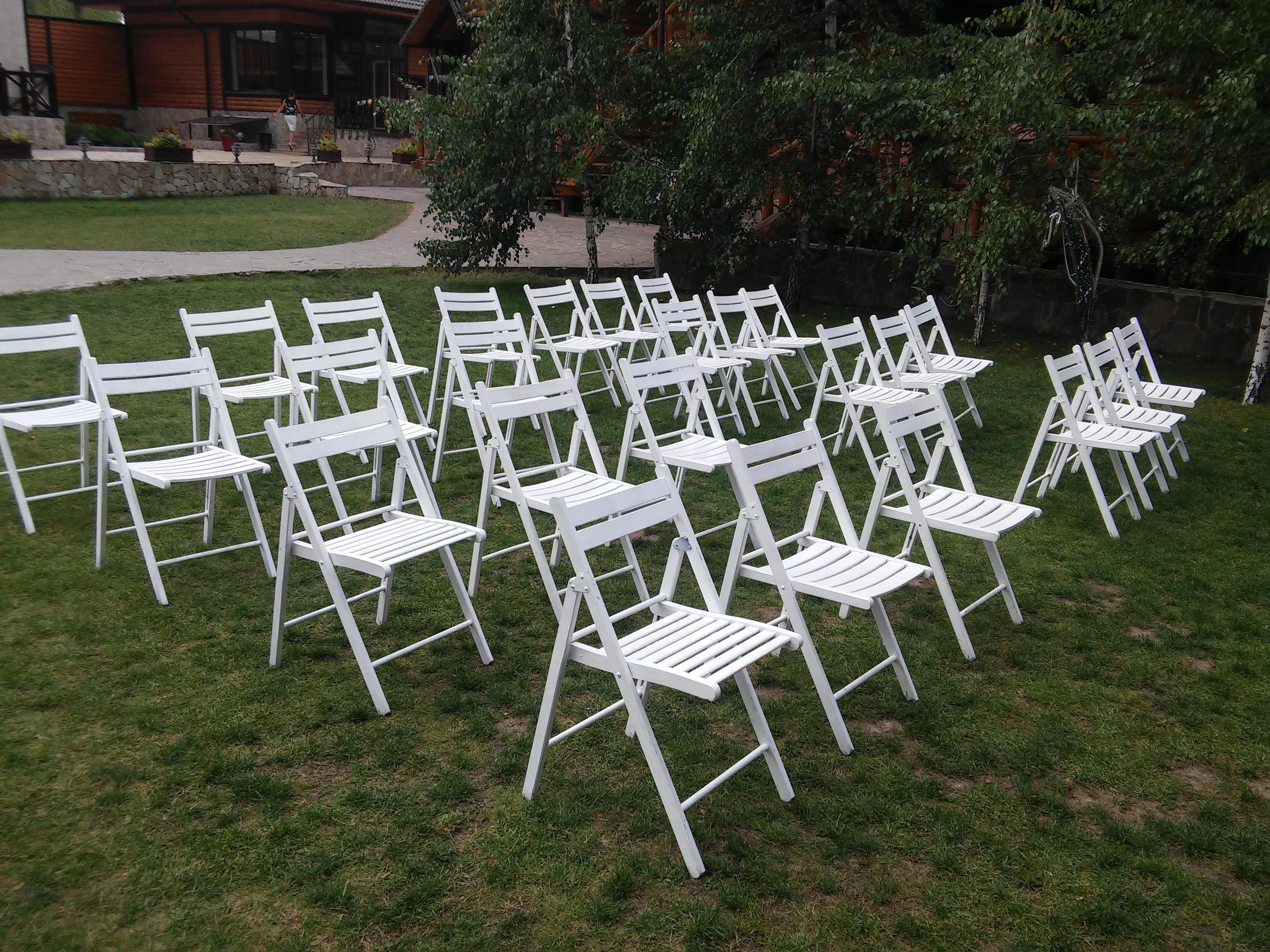 Аренда мебели для свадьбы